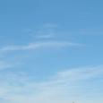 夏の空の色